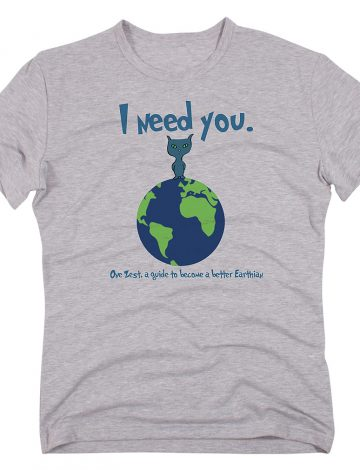 I Need You T-Shirt