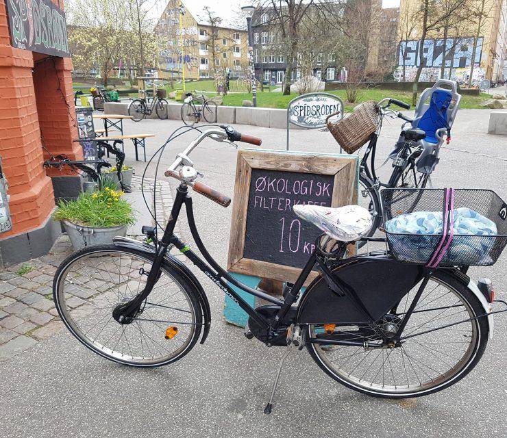 Copenhageners love their bikes