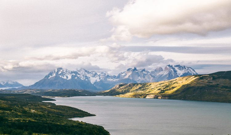 Patagonia, not just the tip of South America