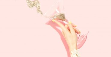 Glitter-free