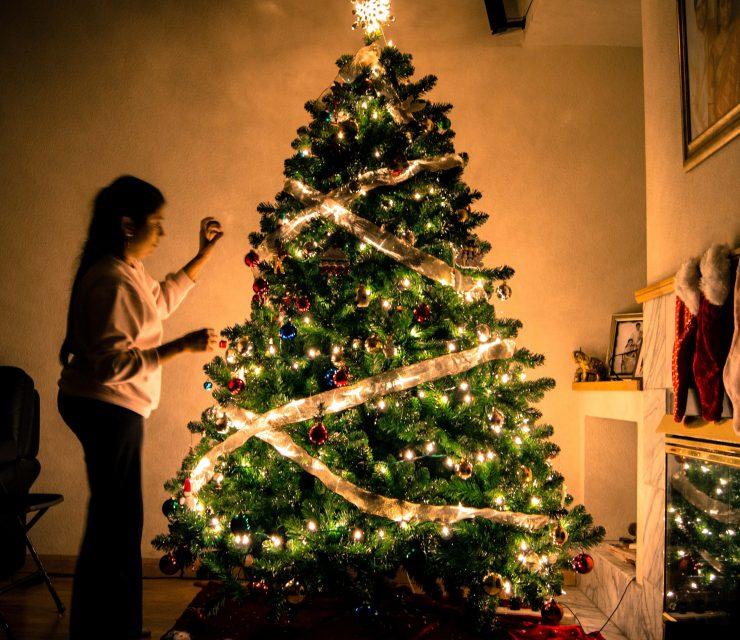 An eco Christmas